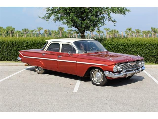 1961 Chevrolet Bel Air (CC-1471077) for sale in Sarasota, Florida