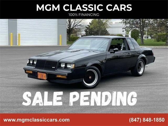 1987 Buick Regal (CC-1471084) for sale in Addison, Illinois