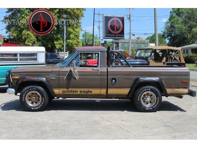 1978 Jeep CJ (CC-1471090) for sale in Statesville, North Carolina