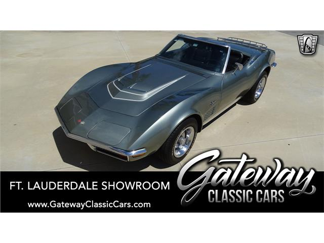 1972 Chevrolet Corvette (CC-1471093) for sale in O'Fallon, Illinois