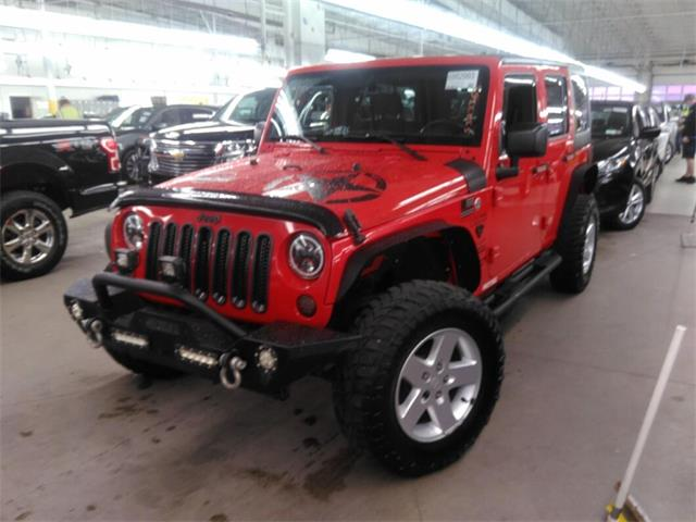 2016 Jeep Wrangler (CC-1471094) for sale in Hilton, New York