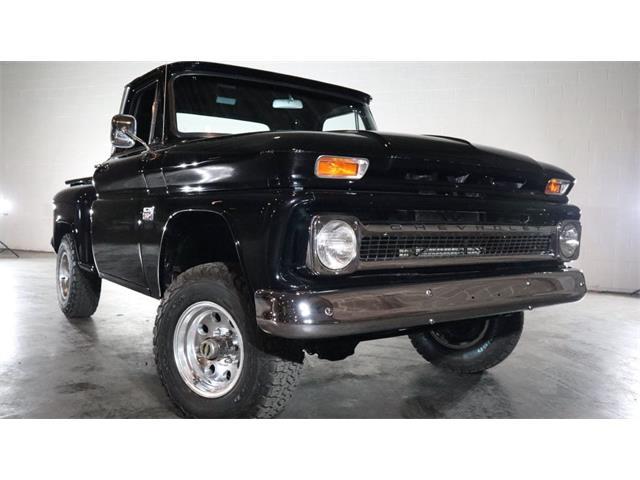 1966 Chevrolet C10 (CC-1470011) for sale in Jackson, Mississippi