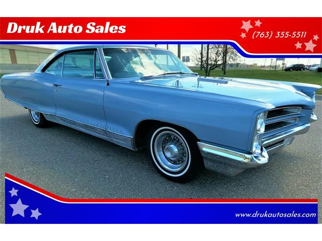 1966 Pontiac Bonneville (CC-1471109) for sale in Ramsey, Minnesota