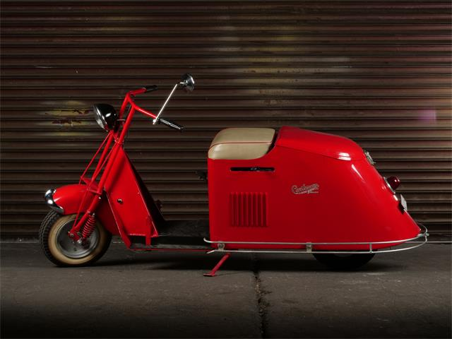 1947 Cushman Motorcycle (CC-1471116) for sale in Reno, Nevada