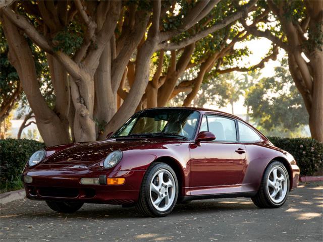 1997 Porsche 911 (CC-1471118) for sale in Marina Del Rey, California