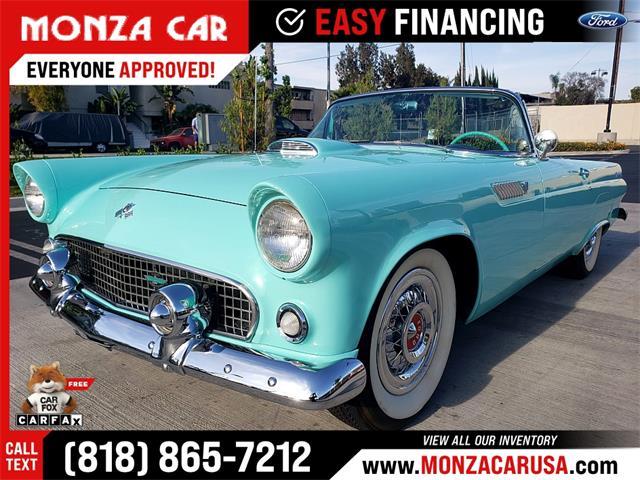 1955 Ford Thunderbird (CC-1471126) for sale in Sherman Oaks, California