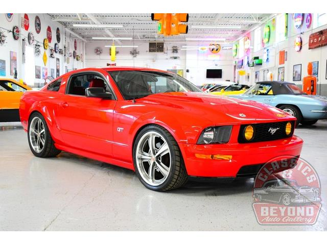 2007 Ford Mustang (CC-1471127) for sale in Wayne, Michigan