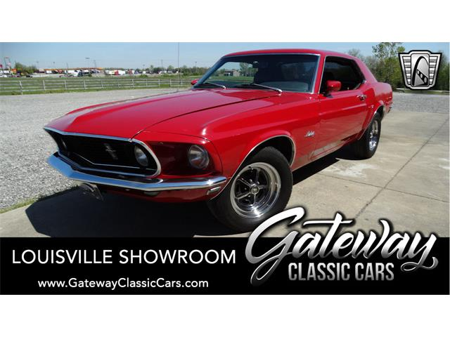 1969 Ford Mustang (CC-1471134) for sale in O'Fallon, Illinois