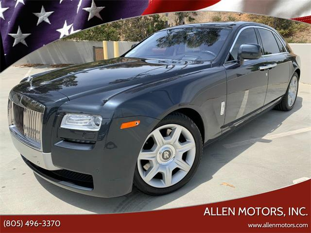 2011 Rolls-Royce Silver Ghost (CC-1471139) for sale in Thousand Oaks, California