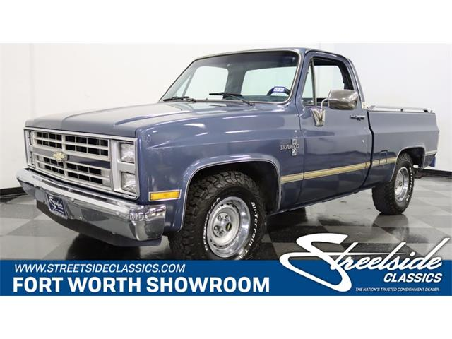 1986 Chevrolet C10 (CC-1470114) for sale in Ft Worth, Texas
