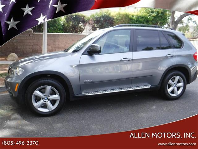 2010 BMW X5 (CC-1471140) for sale in Thousand Oaks, California