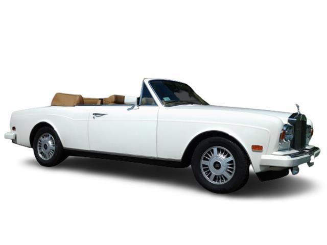 1987 Rolls-Royce Corniche II (CC-1471141) for sale in Lake Hiawatha, New Jersey