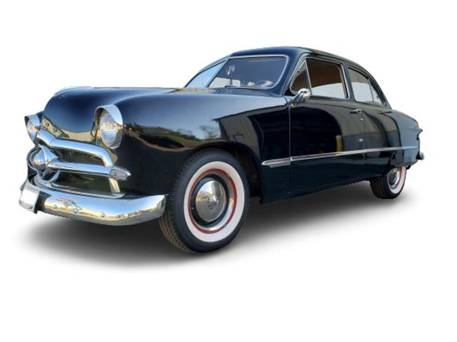 1949 Ford Custom (CC-1471143) for sale in Lake Hiawatha, New Jersey