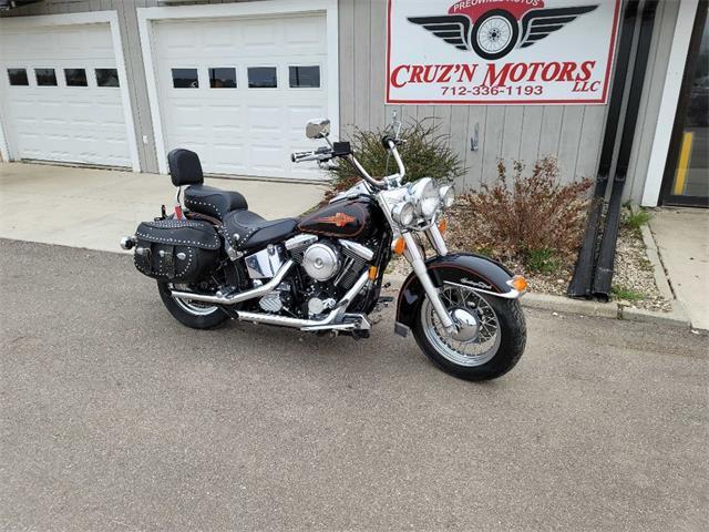 1995 Harley-Davidson Heritage (CC-1471150) for sale in Spirit Lake, Iowa
