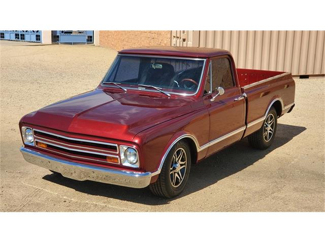 1967 Chevrolet C10 (CC-1471151) for sale in Phoenix, Arizona