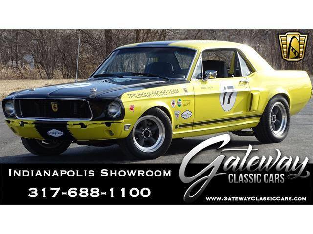 1968 Ford Mustang (CC-1471159) for sale in O'Fallon, Illinois