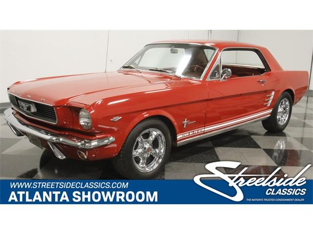 1966 Ford Mustang (CC-1470116) for sale in Lithia Springs, Georgia
