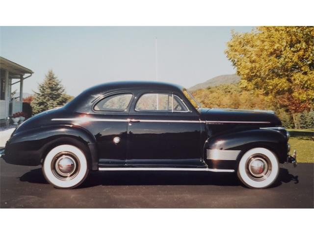 1941 Chevrolet Business Coupe (CC-1471165) for sale in Clarksburg, Maryland