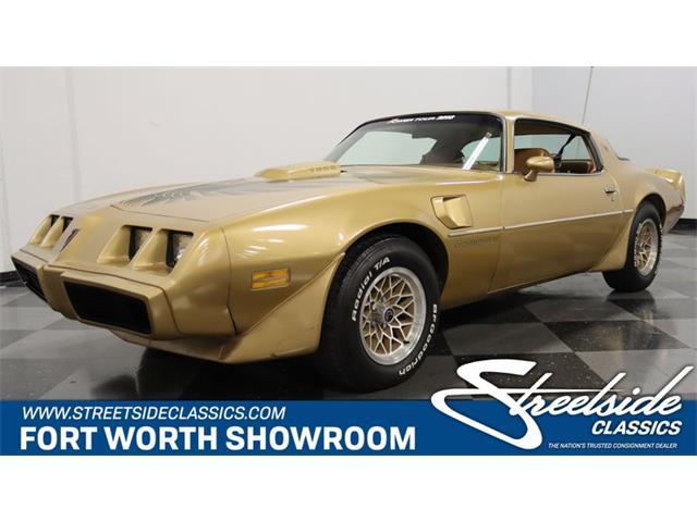 1979 Pontiac Firebird (CC-1470117) for sale in Ft Worth, Texas
