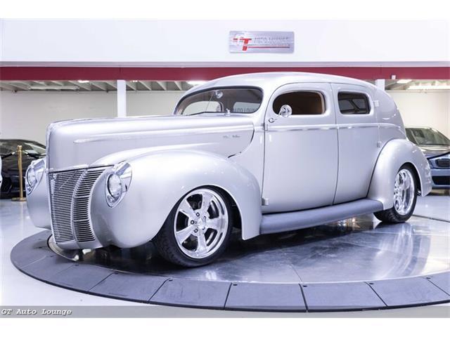 1940 Ford Sedan (CC-1471172) for sale in Rancho Cordova, California