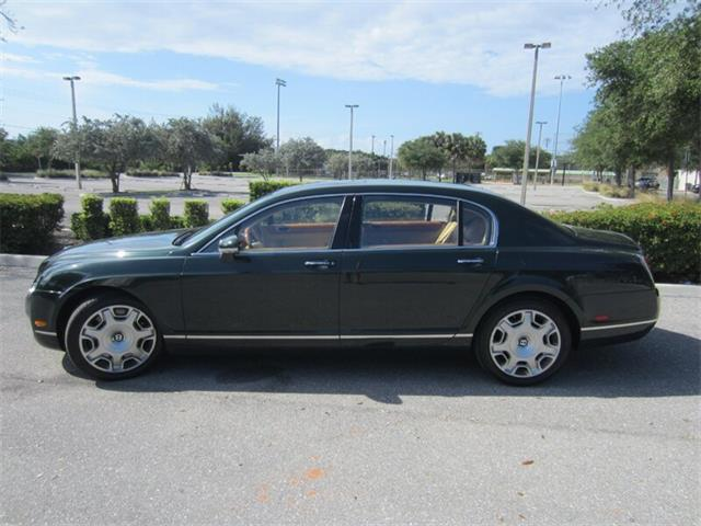 2009 Bentley Continental Flying Spur (CC-1471180) for sale in Delray Beach, Florida