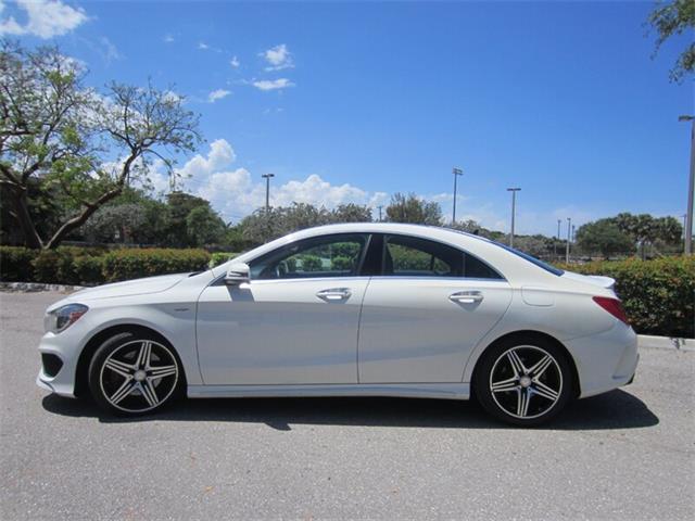 2015 Mercedes-Benz CLA (CC-1471185) for sale in Delray Beach, Florida