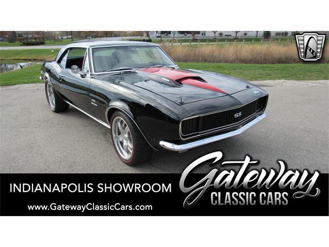 1967 Chevrolet Camaro (CC-1471190) for sale in O'Fallon, Illinois
