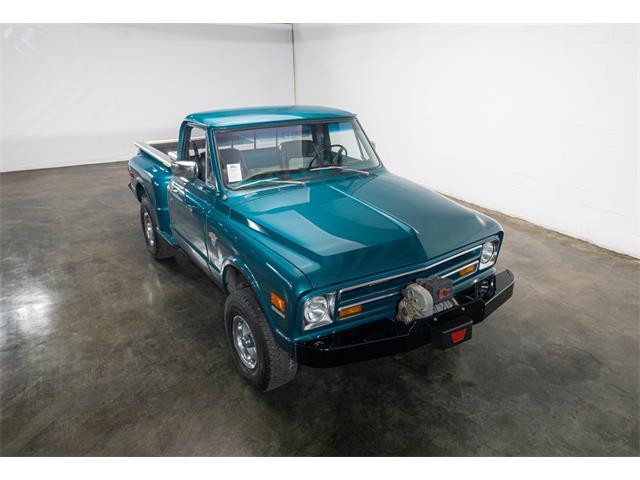 1968 Chevrolet K-10 (CC-1470012) for sale in Jackson, Mississippi