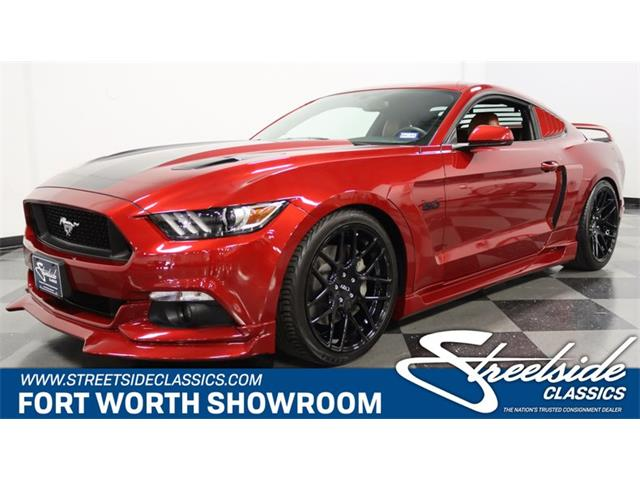2017 Ford Mustang (CC-1470120) for sale in Ft Worth, Texas
