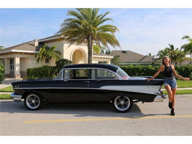 1957 Chevrolet Bel Air (CC-1471201) for sale in Fort Myers, Florida