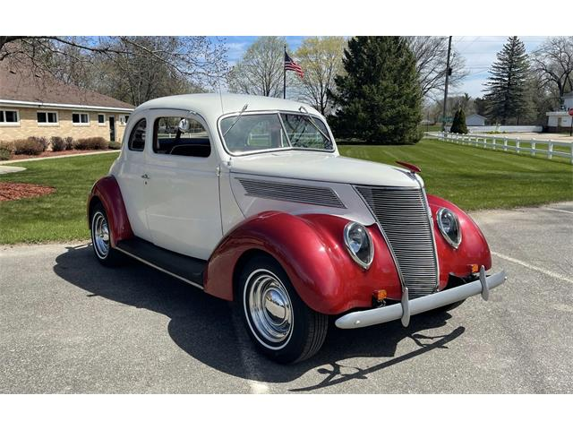 1937 Ford Club Coupe (CC-1471210) for sale in Maple Lake, Minnesota