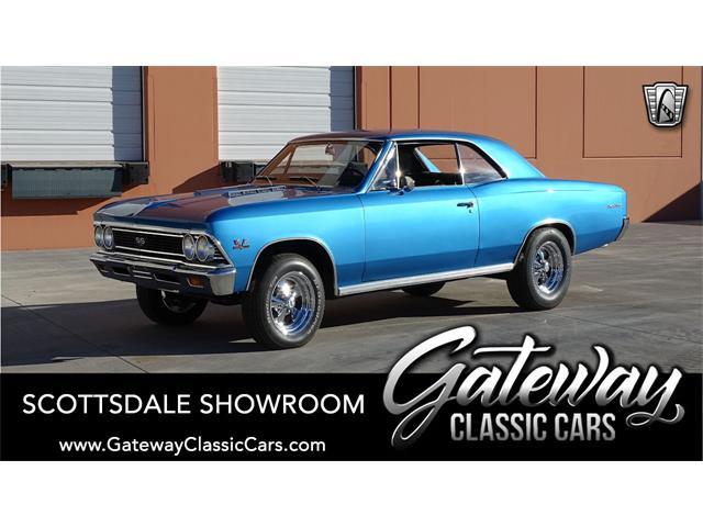 1966 Chevrolet Chevelle (CC-1471225) for sale in O'Fallon, Illinois