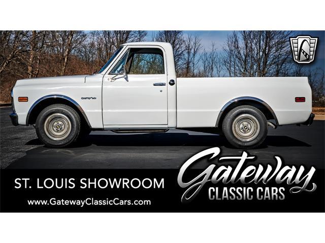 1968 Chevrolet C10 (CC-1471230) for sale in O'Fallon, Illinois