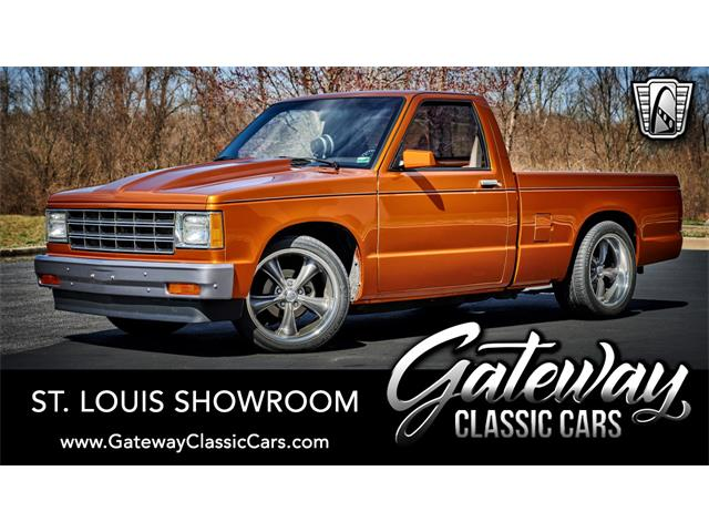 1987 Chevrolet S10 (CC-1471231) for sale in O'Fallon, Illinois