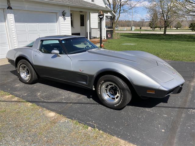 1978 Chevrolet Corvette (CC-1471250) for sale in New Era, Michigan