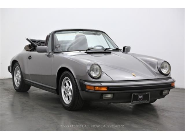 1985 Porsche Carrera (CC-1471263) for sale in Beverly Hills, California