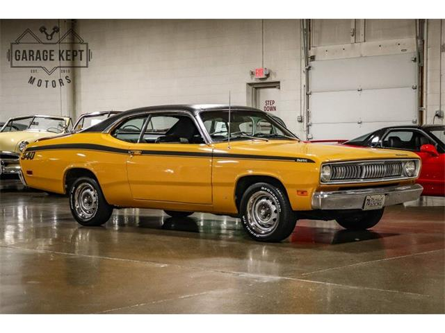 1971 Plymouth Duster (CC-1471268) for sale in Grand Rapids, Michigan