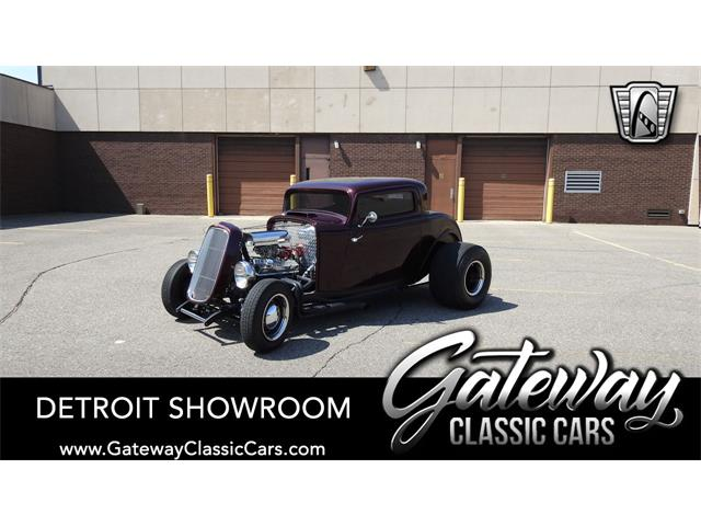 1932 Ford 3-Window Coupe (CC-1471272) for sale in O'Fallon, Illinois