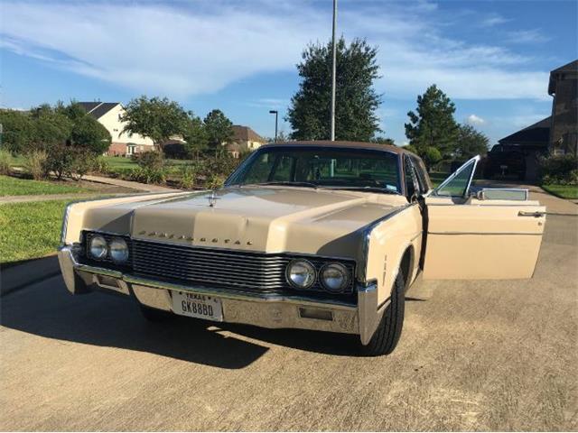1966 Lincoln Continental (CC-1471277) for sale in Cadillac, Michigan