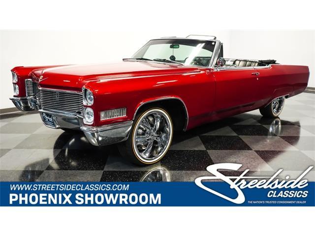 1966 Cadillac DeVille (CC-1470128) for sale in Mesa, Arizona