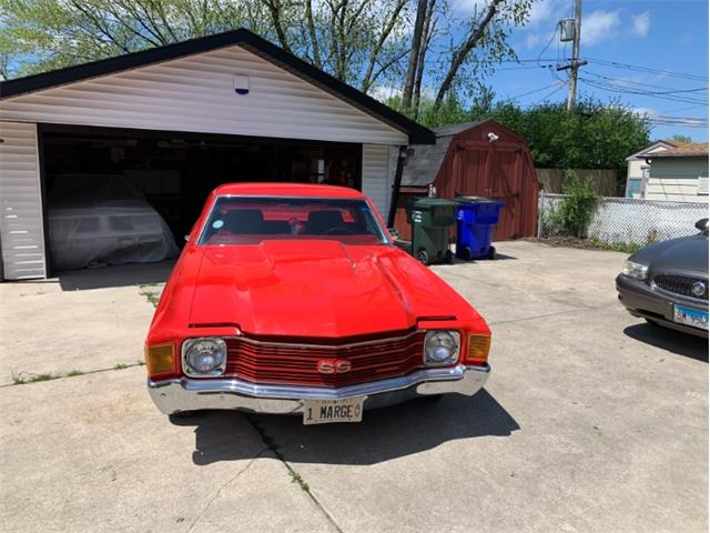 1972 Chevrolet El Camino (CC-1471281) for sale in Mundelein, Illinois