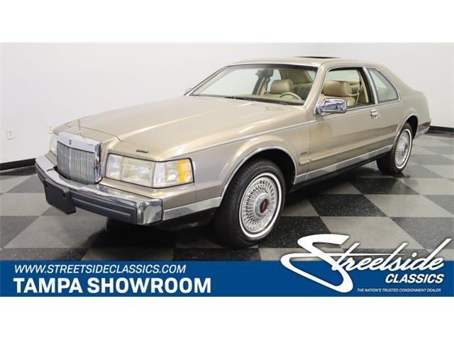 1986 Lincoln Mark V (CC-1470129) for sale in Lutz, Florida