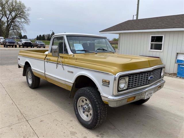 1971 Chevrolet C/K 20 (CC-1471290) for sale in Brookings, South Dakota