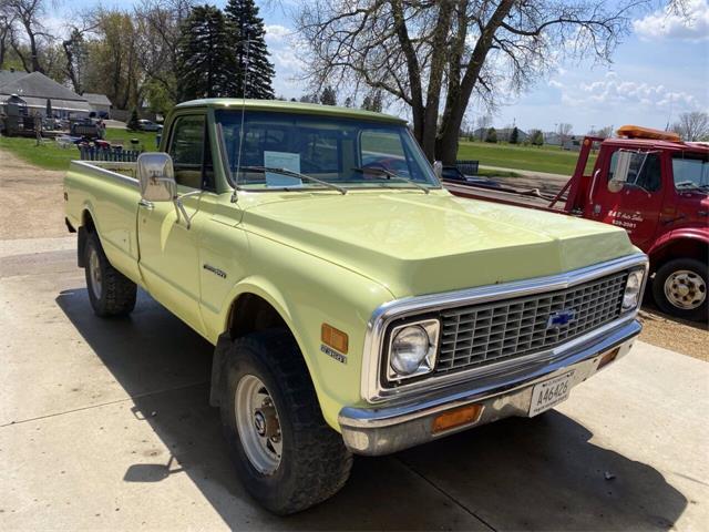 1972 Chevrolet C/K 20 (CC-1471291) for sale in Brookings, South Dakota