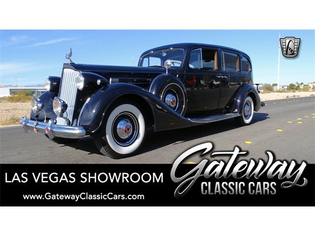 1937 Packard Limousine (CC-1471294) for sale in O'Fallon, Illinois