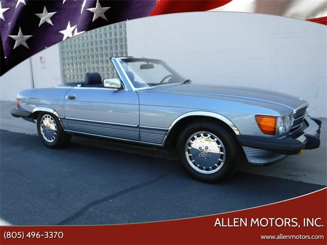 1986 Mercedes-Benz 560 (CC-1471302) for sale in Thousand Oaks, California