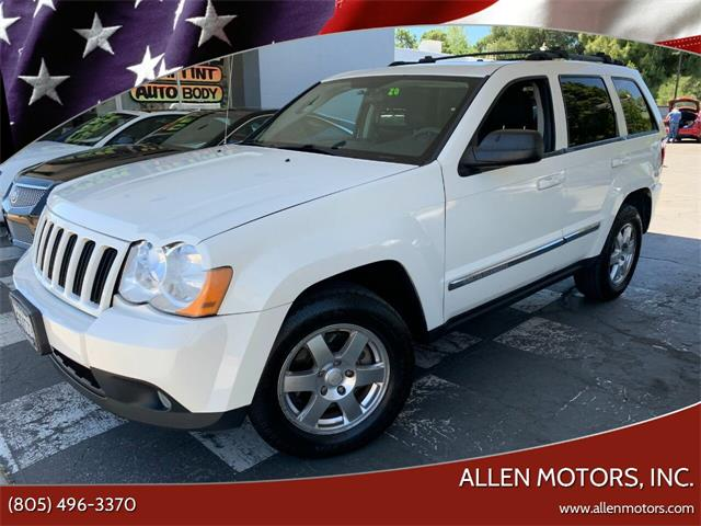 2010 Jeep Grand Cherokee (CC-1471305) for sale in Thousand Oaks, California