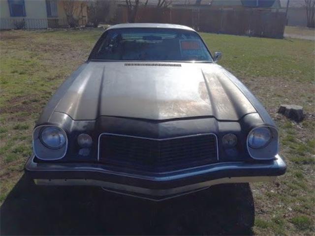 1975 Chevrolet Camaro (CC-1471306) for sale in Cadillac, Michigan