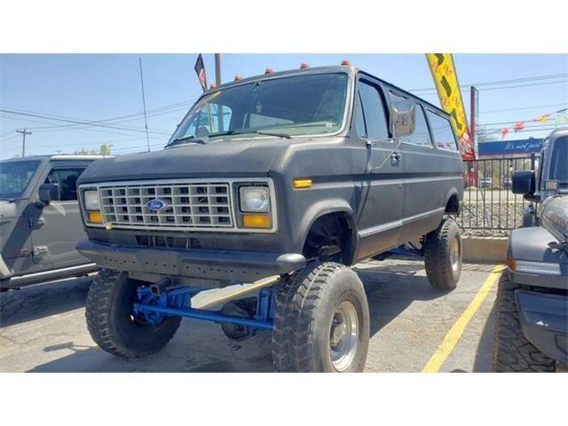 1986 Ford E350 (CC-1471310) for sale in Cadillac, Michigan