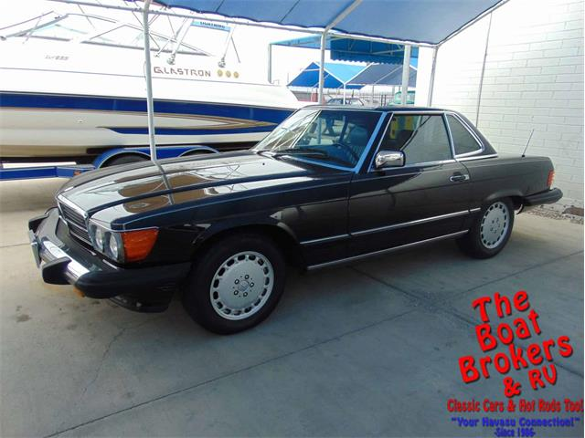 1987 Mercedes-Benz 560SL (CC-1471315) for sale in Lake Havasu, Arizona